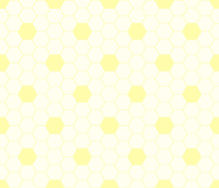 Click to get the codes for this image. Yellow Hexagon Tile Seamless Background Pattern, Tile, Yellow Background Wallpaper Image or texture free for any profile, webpage, phone, or desktop