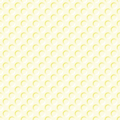 Click to get the codes for this image. Yellow Indented Circles Background Seamless, Beveled and Indented, Circles, Yellow Background Wallpaper Image or texture free for any profile, webpage, phone, or desktop