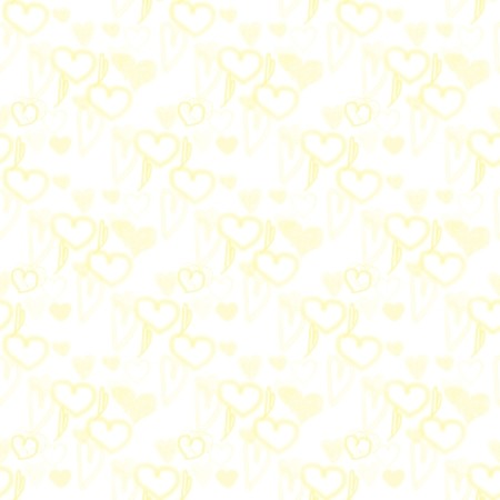 Click to get the codes for this image. Yellow Pastel Random Hearts, Yellow, Hearts Background Wallpaper Image or texture free for any profile, webpage, phone, or desktop
