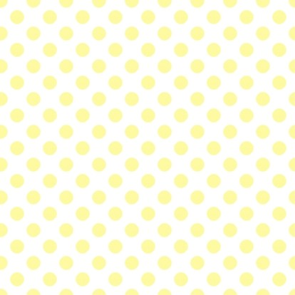 Click to get the codes for this image. Yellow Polkadots On White, Yellow, Polka Dots Background Wallpaper Image or texture free for any profile, webpage, phone, or desktop