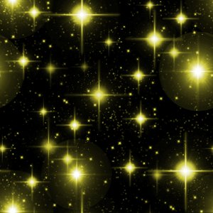 Click to get the codes for this image. Yellow Starry Night Wallpaper Seamless Background Pattern, Stars, Yellow Background Wallpaper Image or texture free for any profile, webpage, phone, or desktop