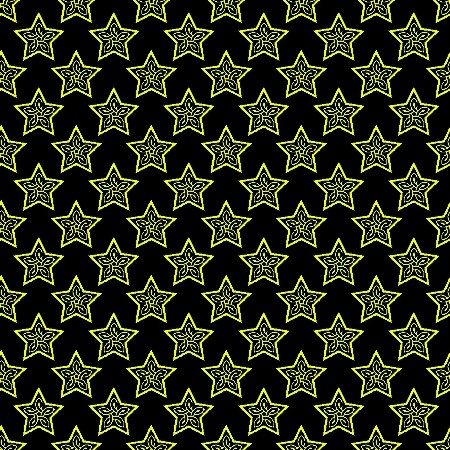Click to get the codes for this image. Yellow Stars On Black, Yellow, Stars Background Wallpaper Image or texture free for any profile, webpage, phone, or desktop