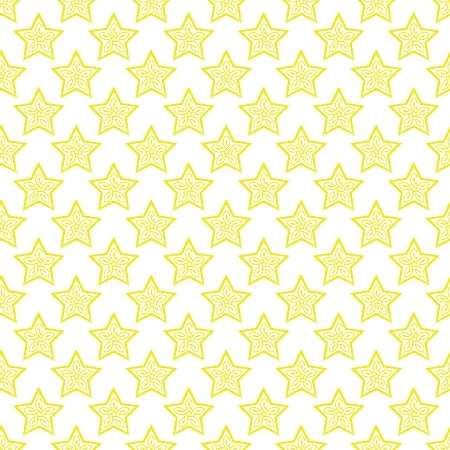 Click to get the codes for this image. Yellow Stars On White, Yellow, Stars Background Wallpaper Image or texture free for any profile, webpage, phone, or desktop