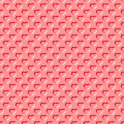 Aqua glitter hearts seamless background wallpaper image