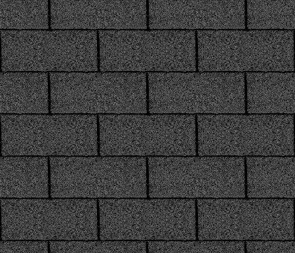 Black Asphalt Shingles Seamless Background Texture