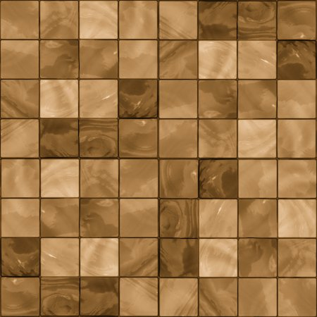 Brown Glass Tile Background Seamless Background Or