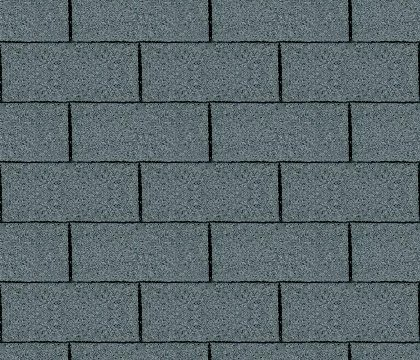 Charcoal Gray Asphalt Shingles Seamless Background Texture