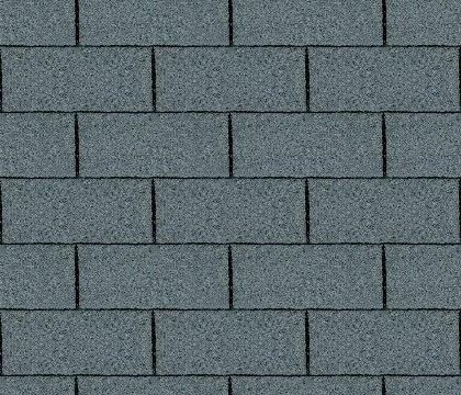 Charcoal Gray Asphalt Shingles Seamless Background Texture