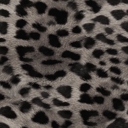Gray Leopard Print Wallpaper Click Here to Download