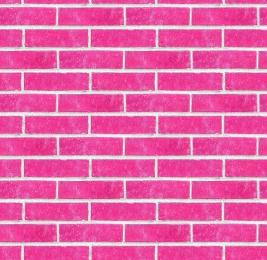 Hot pink bricks wall seamless background texture for Bright wallpaper for walls