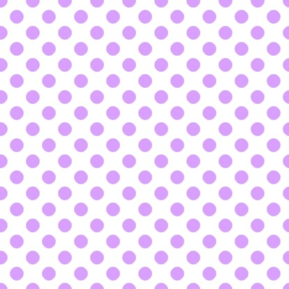 Lavender Polkadots On White Background Or Wallpaper Image ... Pink Teddy Bears With Hearts Wallpaper